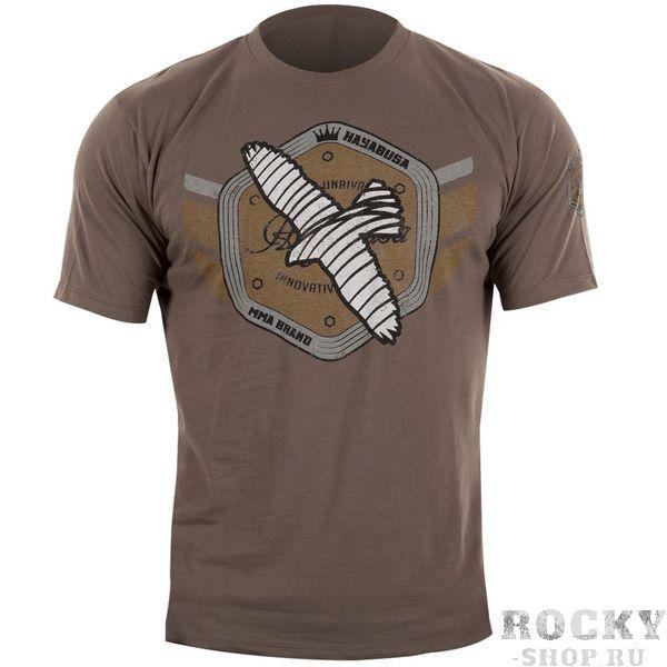 Футболка Hayabusa Brotherhood T-Shirt Brown