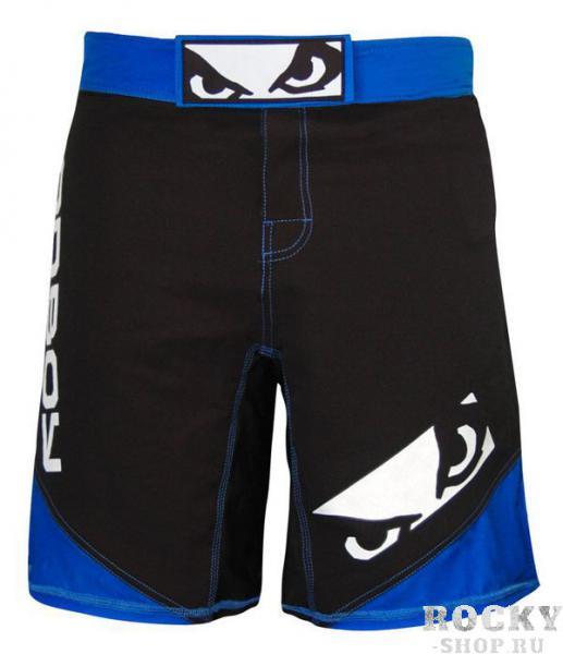 Купить Шорты ММА Bad Boy Legacy II Shorts - Blue/Black (арт. 3228)
