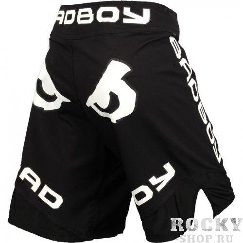 Шорты ММА Bad Boy Legacy II Short - Black Bad BoyШорты ММА<br>Прекрасные новые шорты от Bad Boy подходят для занятий как ударными видами единоборств так и для борцов. Прочные и стильные шорты прекрасно дополнят ваш образ!- очень легкие и комфортные;- спереди и сзади эмблема Bad Boy.<br>
