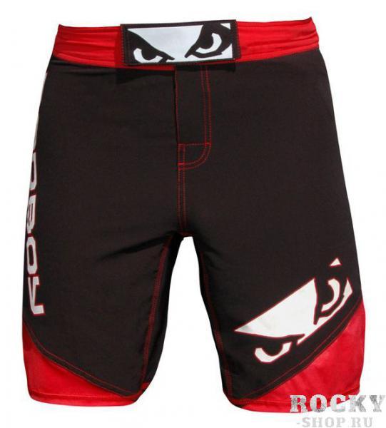 Купить Шорты ММА Bad Boy Legacy II Short Black/Red (арт. 3231)