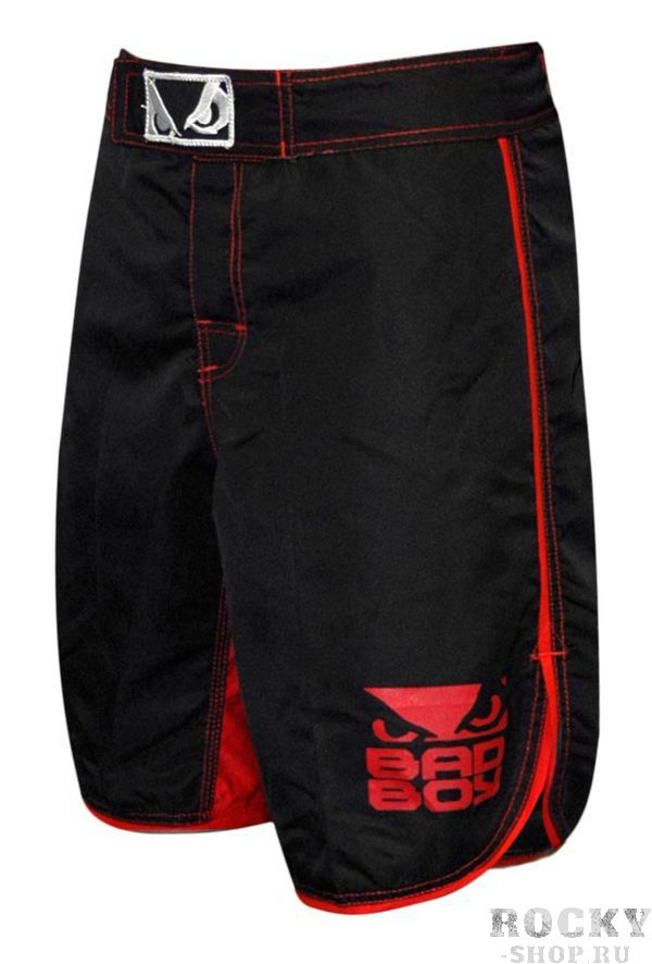 Шорты ММА Bad Boy MMA Black/Red