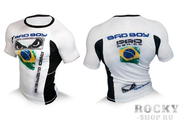Купить Рашгард Bad Boy Brazil Rashguard - L/S (арт. 3238)