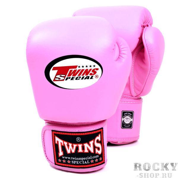 Перчатки боксерские тренировочные Twins Special Pink, 10 унций Twins Special