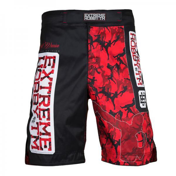 Мма шорты Red Warrior Extreme Hobby
