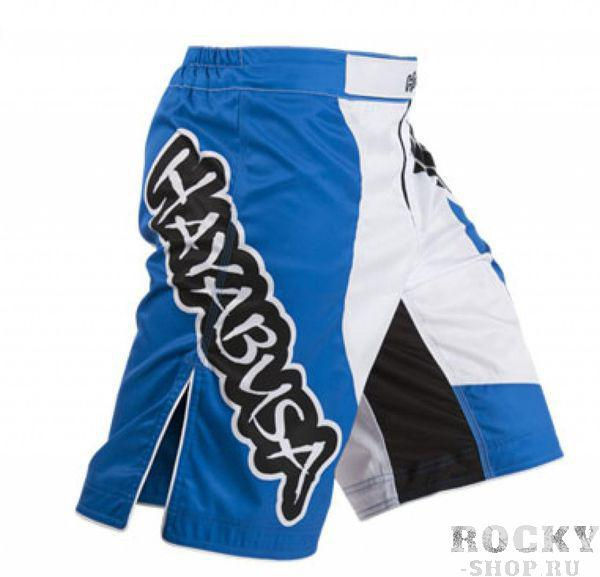 Шорты ММА Hayabusa  Chikara Fight Shorts Blue