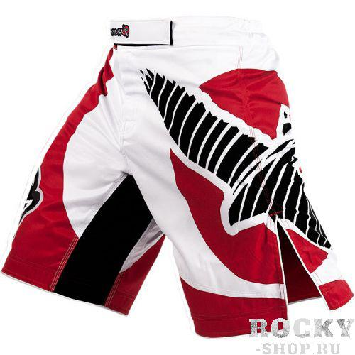 Шорты ММА Hayabusa  Chikara Fight Shorts Red