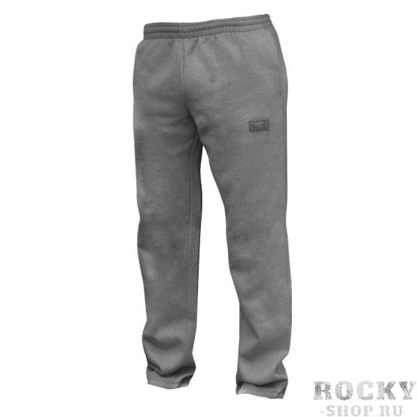 Купить Штаны Bad Boy Open Hem Cotton Joggers - Grey (арт. 3276)