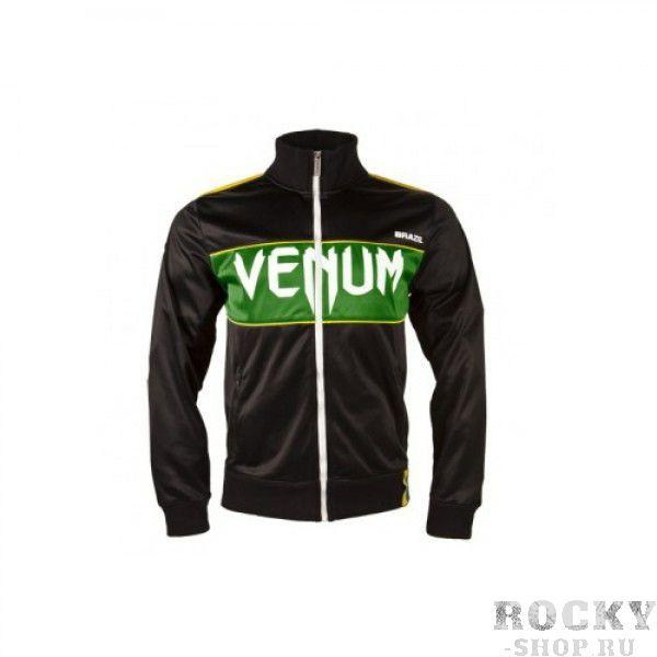 Олимпийка Venum «Team Brazil» Polyester Black