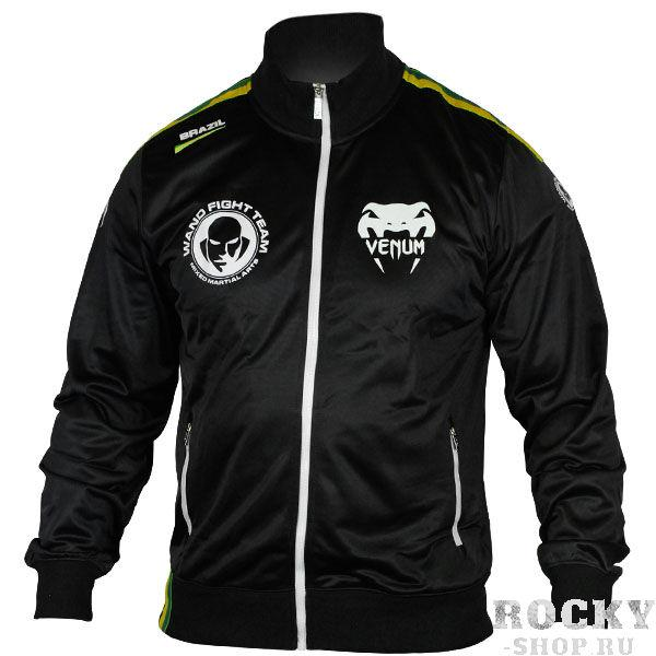 Олимпийка Venum «Team Silva» Polyester jacket