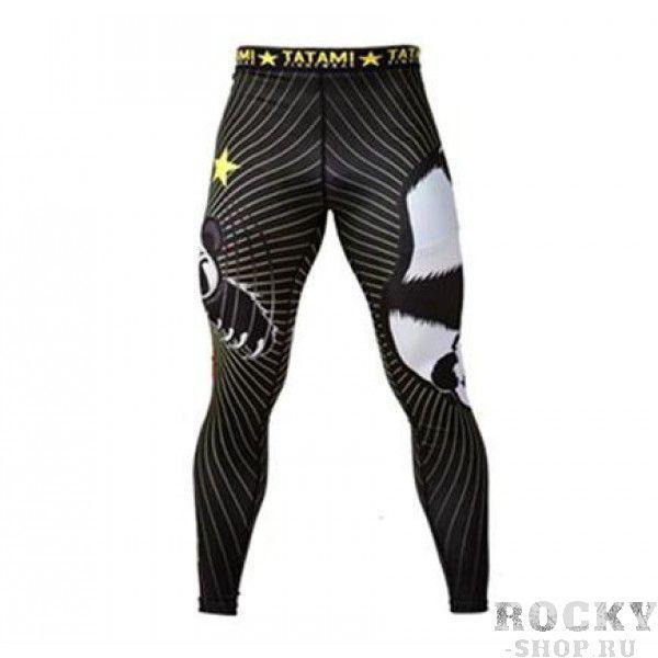 Купить Компрессионные штаны Tatami Chinese Panda Spats (арт. 3299)