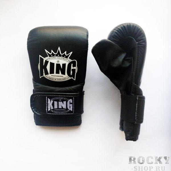 Купить Перчатки снарядные, липучка King размер s (арт. 330)