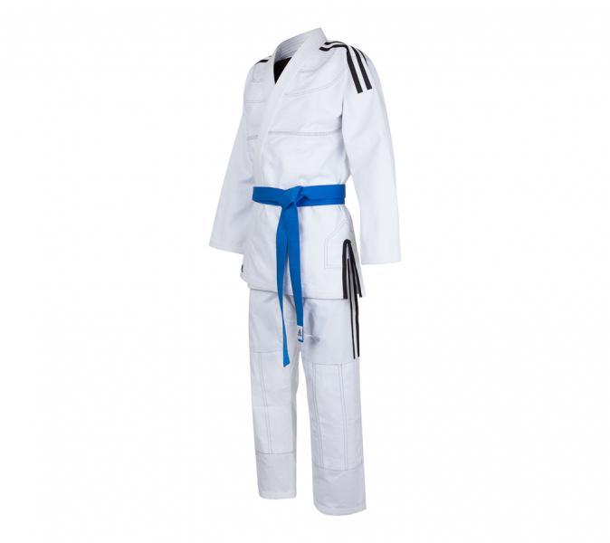 Кимоно для джиу-джитсу Champion 2.0 IBJJF белое Adidas