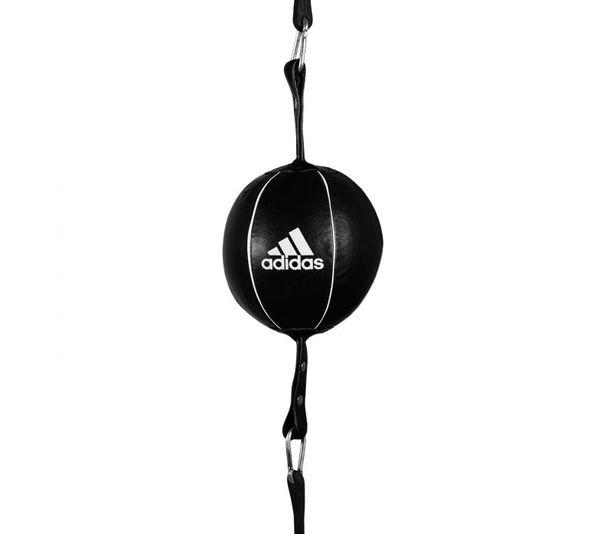 Груша пневматическая на растяжках Pro Mexican Double End Ball Leather черная Adidas