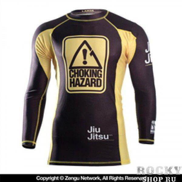Купить Рашгард Tatami 93 Brand Choking Hazard Rash Guard (арт. 3310)