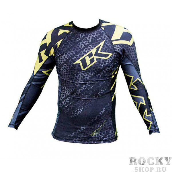 Купить Рашгард Contract Killer Droid Yellow Rashguard L/S (арт. 3325)