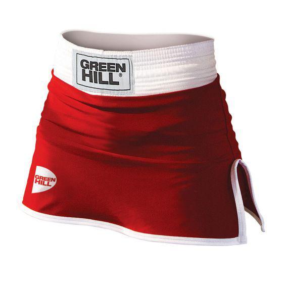 Юбка для бокса Green Hill Donna, красная Green Hill