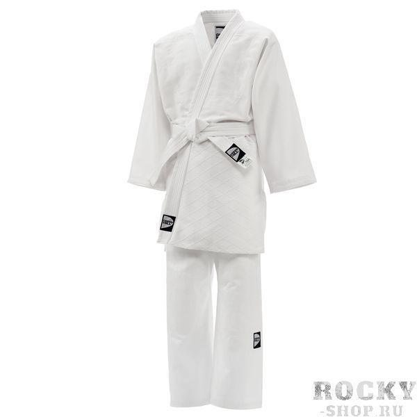 Кимоно для дзюдо детское Green Hill Start белое (арт. 33330)  - купить со скидкой
