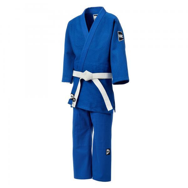 Детское кимоно для дзюдо Green Hill Training, синее Green Hill