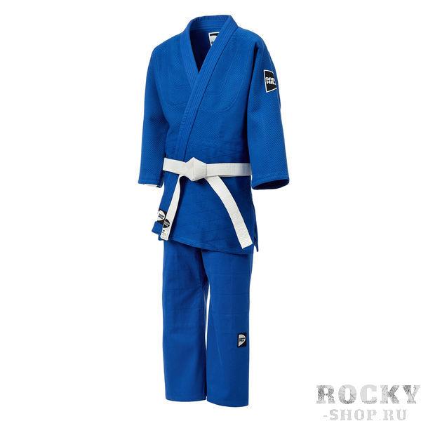 Кимоно для дзюдо Green Hill Training, синее Green Hill