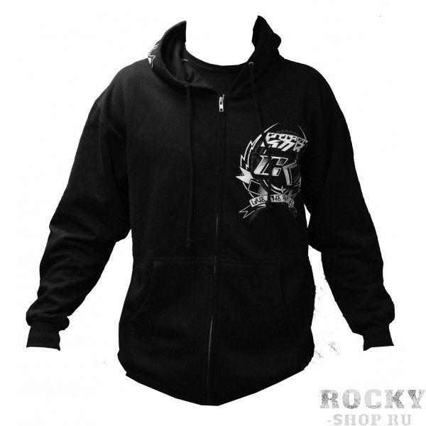 Купить Толстовка Contract Killer CK Factory Hoody Black with White (арт. 3340)