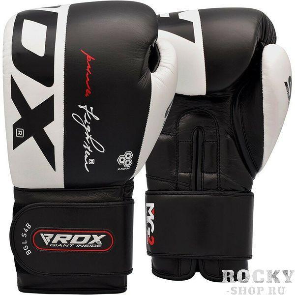 Боксерские перчатки RDX S4 Gel, 10 OZ RDX