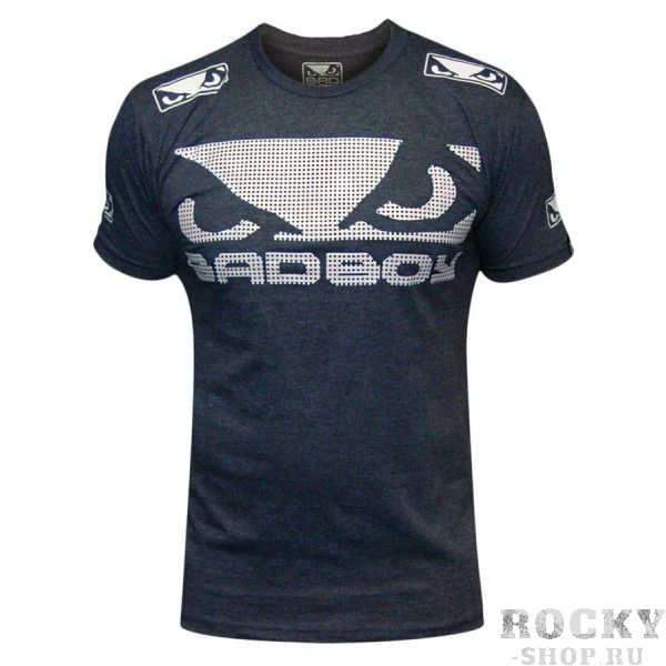 Купить Футболка Bad Boy Walk In II Tee (Navy) (арт. 3358)