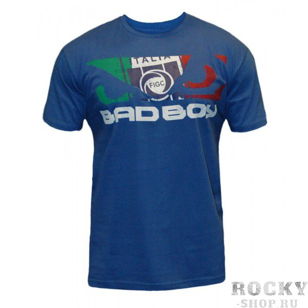 Купить Футболка Bad Boy World Cup Tee - Italy (арт. 3363)