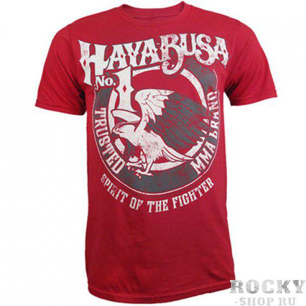 Футболка Hayabusa Braneded T-Shirt Red