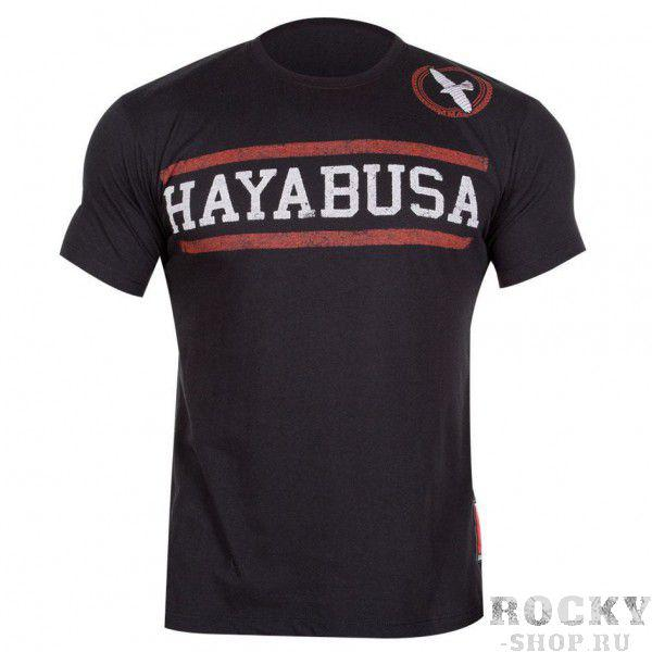 Футболка Hayabusa Tradition T-Shirt - Black