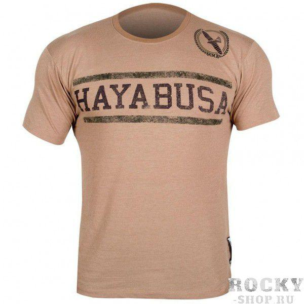 Футболка Hayabusa Tradition T-Shirt - Brown