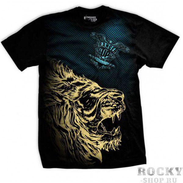 Купить Футболка Ranger Up Live as a Lion Athletic-Fit T-Shirt (арт. 3393)