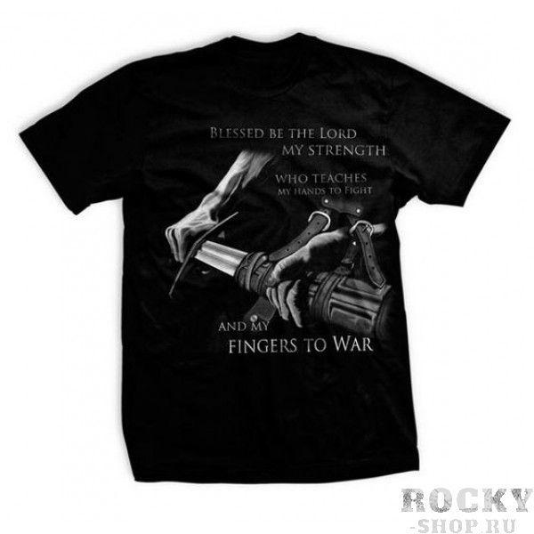 Купить Футболка Ranger Up Fingers To War (арт. 3398)