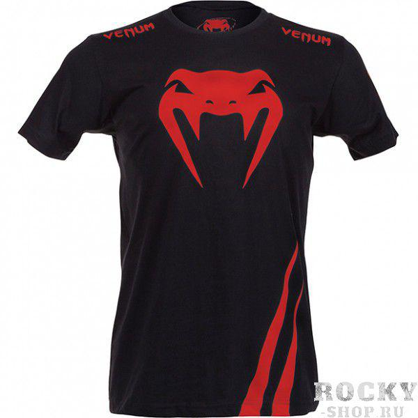 Футболка T-shirt Venum «Challenger» - Red Devil