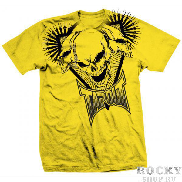 Футболка Tapout Better Than One T-Shirt Yellow