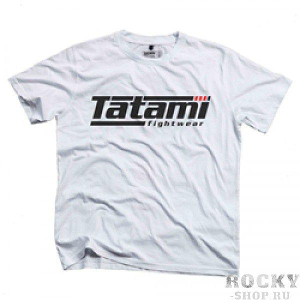 Футболка Tatami Core T-Shirt TatamiФутболки<br>Футболка известного американского бренда Tatami со стильным принтом. Высококачественная печать спереди и на спине. Материал - 100% хлопок. Производство: Пакистан.<br><br>Размер INT: XXL