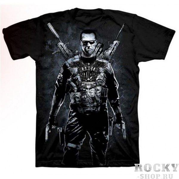 Футболка Ranger Up Zombie Apocalypse Athletic Fit T-Shirt Ranger UpФутболки<br>Вы готовы к зомби-апокалипсису? Если нет, то тренируйтесь усерднее и снаряжайтесь! Кто, если не такой воин как вы спасет планету от зомби?&amp;nbsp;<br><br>Размер INT: XL