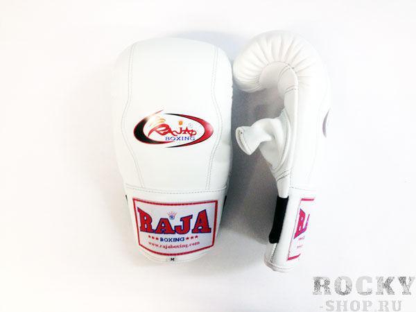 Купить Перчатки снарядные, резинка Raja размер s белый (арт. 346)