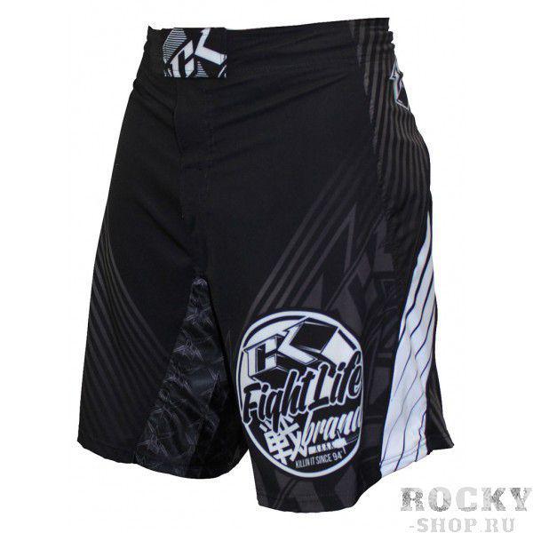 Купить Шорты ММА Contract Killer YRS Black Shorts (арт. 3460)