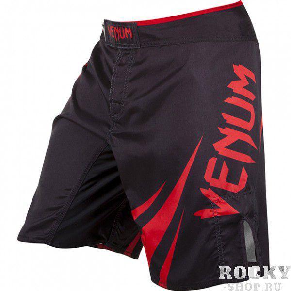 Шорты MMA Venum Challenger - Red Devil VenumШорты ММА<br>Новейшие шорты&amp;nbsp;Шорты Venum&amp;nbsp;- 100% высококачественный полиэстер (полиэфир)- запатентованная технология печати, которая обеспечивает повышенную износостойкость рисунка- увеличенный разрез с внешней стороны ноги делает Ваши движения более свободными- анатомический крой- четырехсторонний шаговый шов- горизонтальная и вертикальные липучки на поясе, и шнуровка для дополнительной прочности- ультралегкие- производство Бразилия.<br><br>Размер INT: XXL