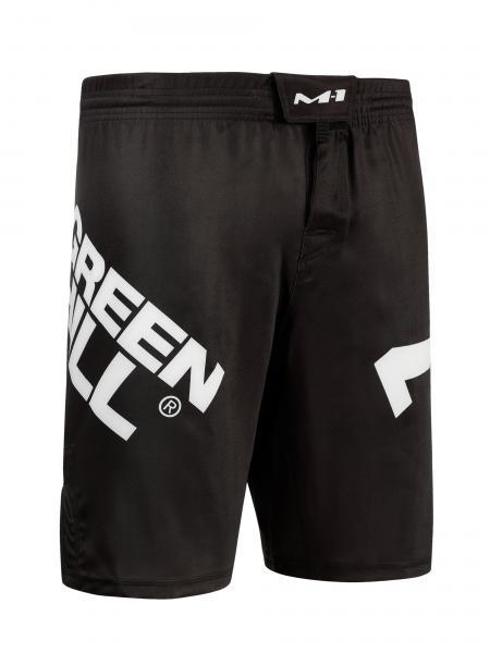 Шорты MMA Green Hill M-1 black Green Hill