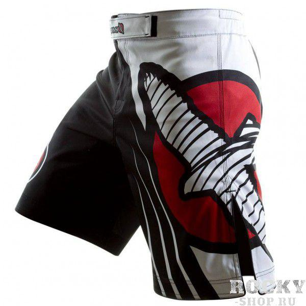 Купить Шорты ММА Hayabusa Chikara Recast Performance Shorts - Black (арт. 3472)