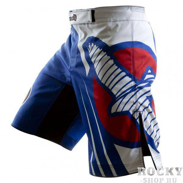 Купить Шорты ММА Hayabusa Chikara Recast Performance Shorts - Blue (арт. 3473)