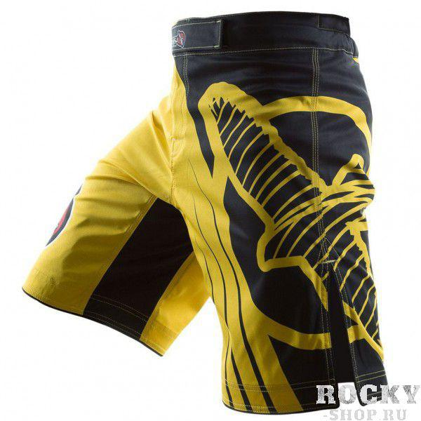 Купить Шорты ММА Hayabusa Chikara Recast Performance Shorts - Yellow (арт. 3475)
