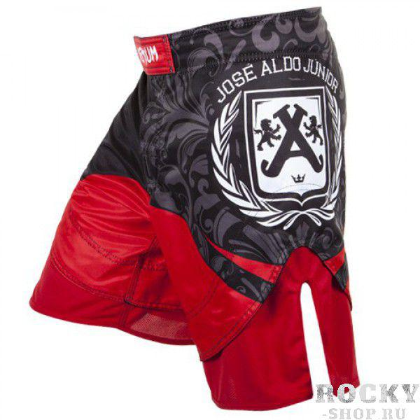 "Шорты Venum ""Jose Aldo Junior Signature"" UFC 156 Fightshorts - Black"