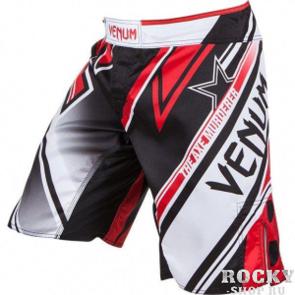 "Шорты Venum ""Wands Conflict"" - Black/White/Red"
