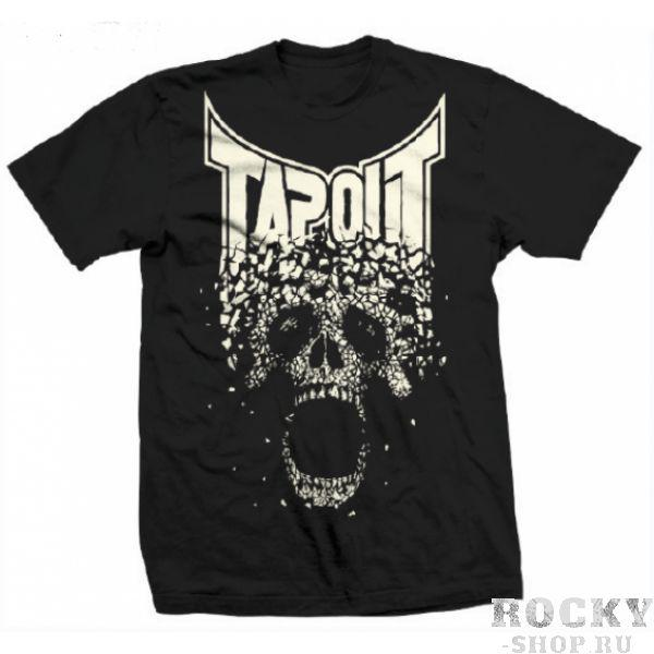 Футболка Tapout Crumbler Mens T-Shirt Black TapoutФутболки<br>Новинка от Tapout. 100% хлопок<br><br>Размер INT: S