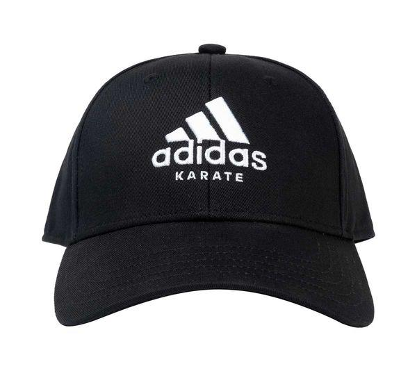 Бейсболка Baseball Cap Karate черно-белая Adidas