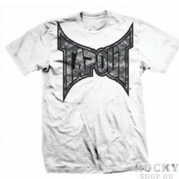 Tapout Digital Camo Mens T-Shirt White TapoutФутболки<br>Новинка от Tapout. 100% хлопок<br><br>Размер INT: L