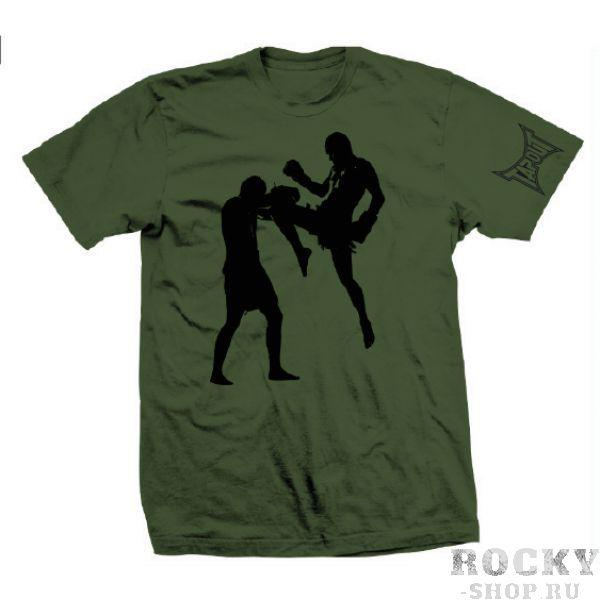 Футболка Tapout K.O. Mens T-Shirt Green TapoutФутболки / Майки / Поло<br>Новинка от Tapout. 100% хлопок<br><br>Размер INT: S