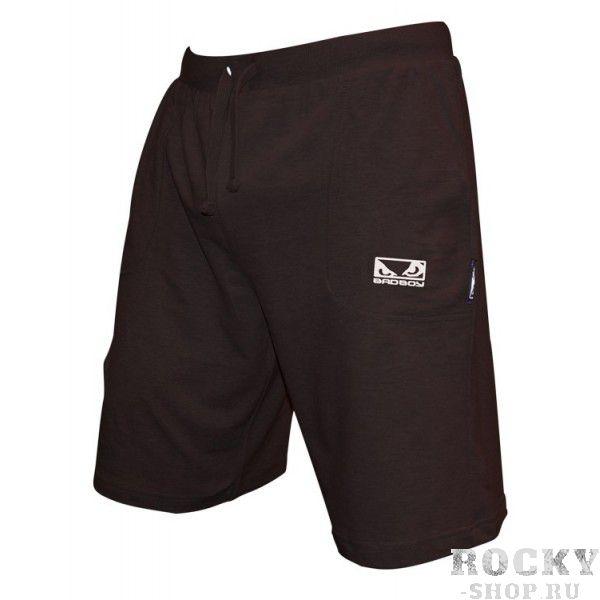 Купить Шорты ММА Bad Boy Cotton Shorts Black (арт. 3541)